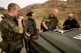 Swedish troops arrive in Mali part of UN mission