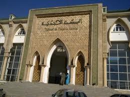 "Detention in Salé prison of the Algerian suspected of belonging to the terrorist group ""Jund Al-Khilafa"""