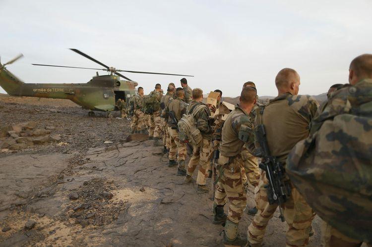 Meeting On Strengthening Counterterrorism Ability in Sahel Region