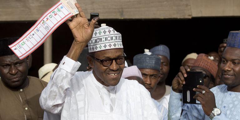 Muhammadu Buhari won Nigeria presidential Election