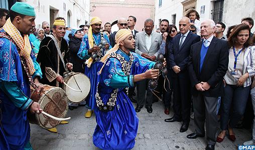 Colorful parade opens  Gnaoua Festival in Essaouira