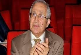 Death of Former Communication Minister Mohamed Larbi Messari