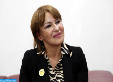 Hakima El Haite Elected Deputy-President of Liberal International
