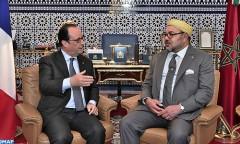 Morocco King Offers Condolences to France Following Paris Terrorist attacks