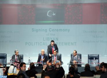 libya signing