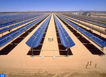 Noor Ouarzazate, World's Largest Solar Power Complex