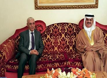 Morocco, Bahrain Hail Bilateral Ties