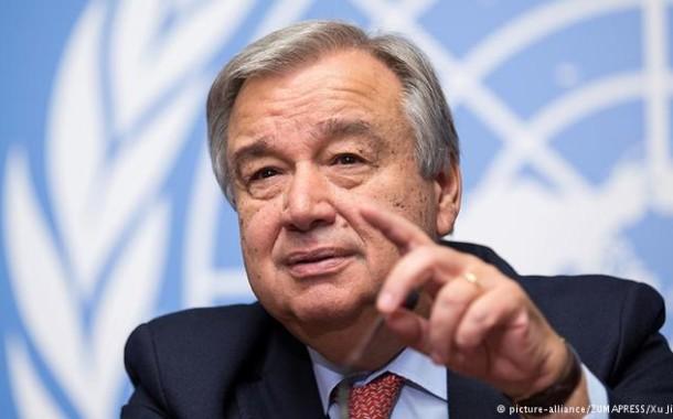 Morocco King Congratulates Antonio Guterres on his Election as UNSG