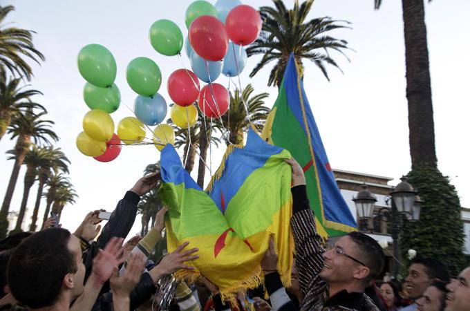 Imazighen in Morocco