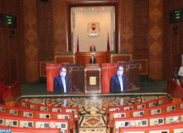 El Otmani : Response Was Active and Its Decisions Were Efficient