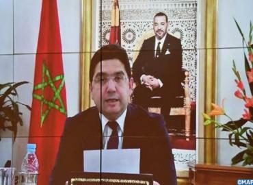 Emergency Meeting of Arab FMs: Bourita Warns against Internal and External Dangers Aimed at Dividing Arab Countries